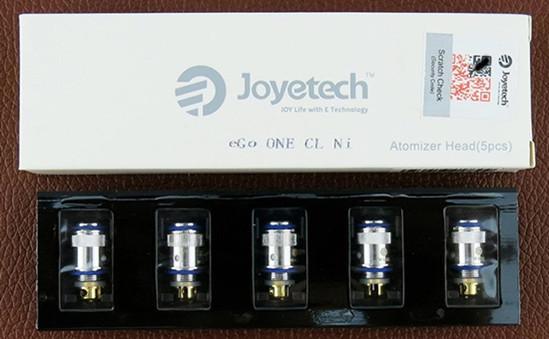 厂家直销ego one电子烟雾化器芯0.5欧姆1.0欧姆超
