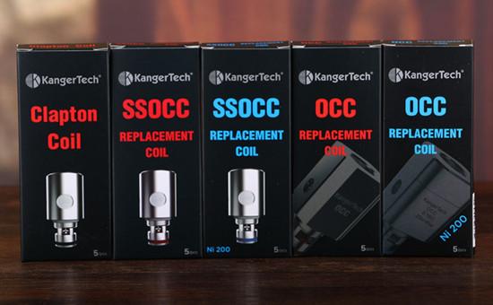 SSOCC雾化芯subvod toptank mini发热丝雾化芯