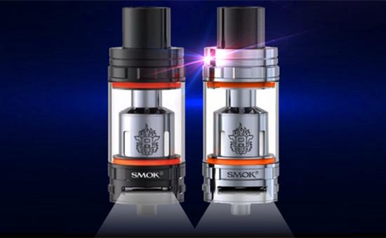 新款大烟雾电子烟雾化器smok TFV8火