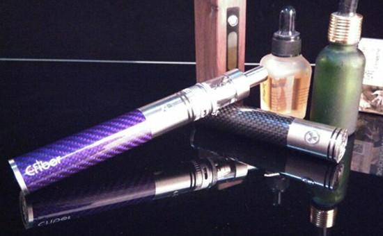 最新热销CFIBER刺客大功率电子烟套装