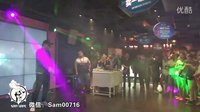 青岛电子烟实体店活动视频 水晶球 bbox 街舞
