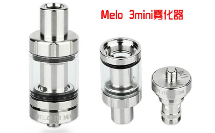 Melo 3mini雾化器 iStick pico电子烟专用-图5