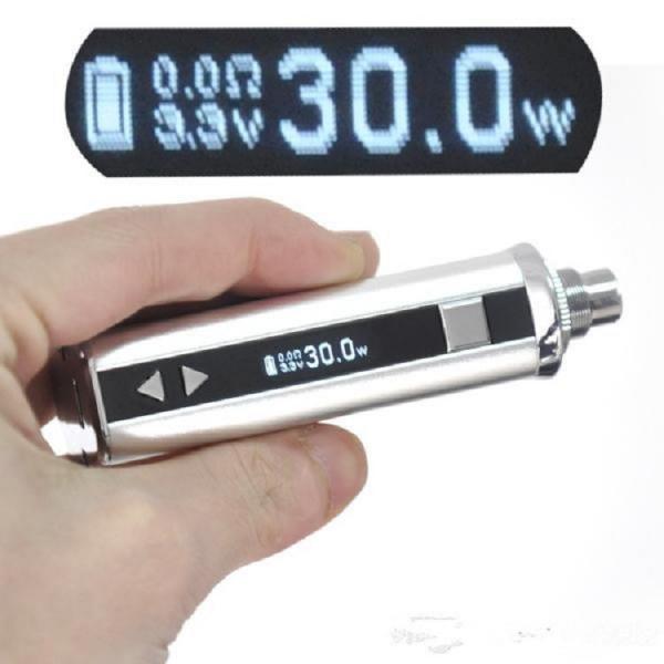 eleaf istick 30w大烟雾电子烟盒子-图3