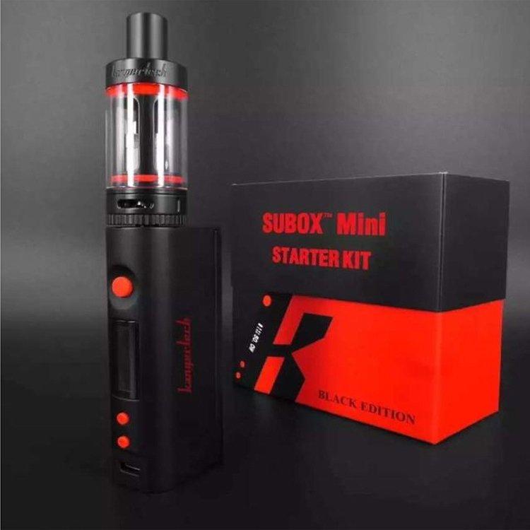 50W subox mini电子烟套装-图1