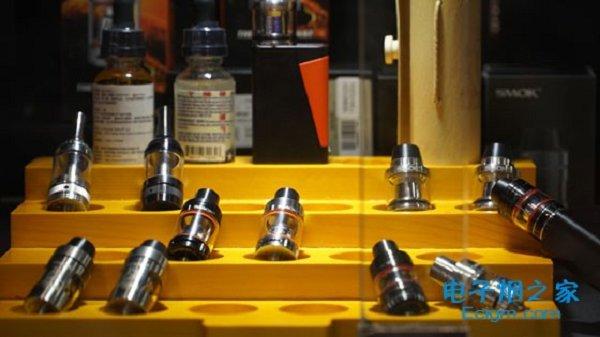 电子烟雾化器漏油现象