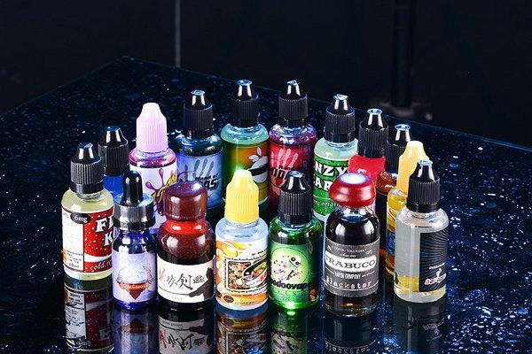VG烟油的特点和作用
