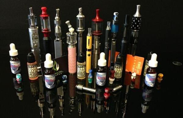 常见的电子烟品牌