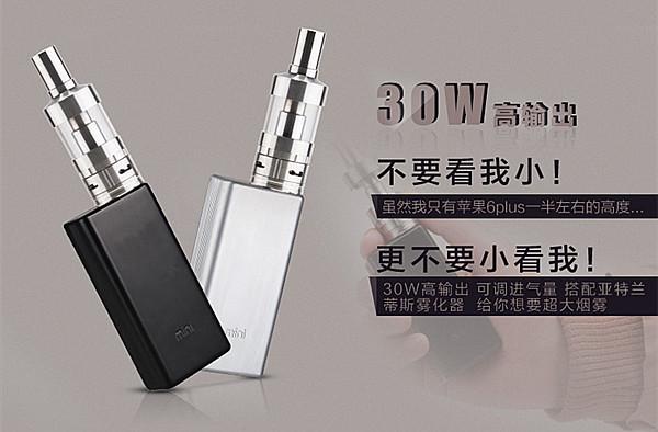 克莱彭MINI+主机电子烟