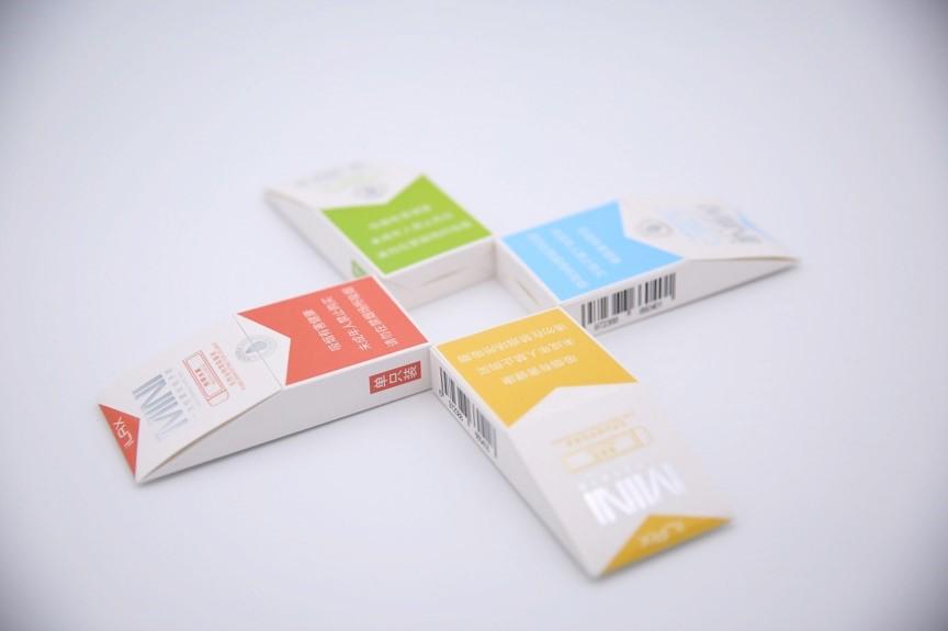 """测评:iLAX一次性电子烟mini开始预售 以小见大 """"珍稀雾种"""""""