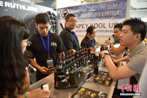 联早:新加坡不会放宽电子烟管制 或加强管制
