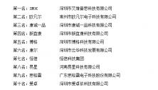 """""""2017年度中国电子烟十大品牌总评榜"""""""