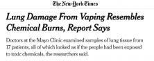 独家视频丨美国2007年开始售卖电子烟,
