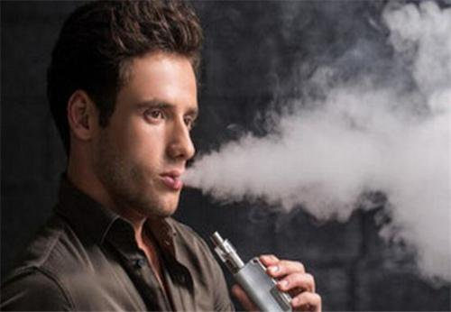 电子烟对牙齿有危害吗?