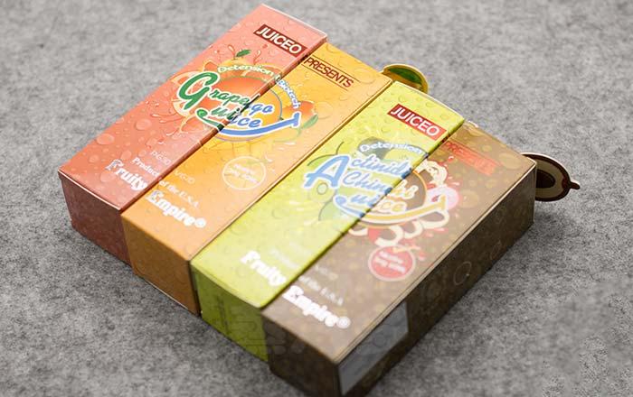 Fruity Empire纯果露系列烟油体验评测