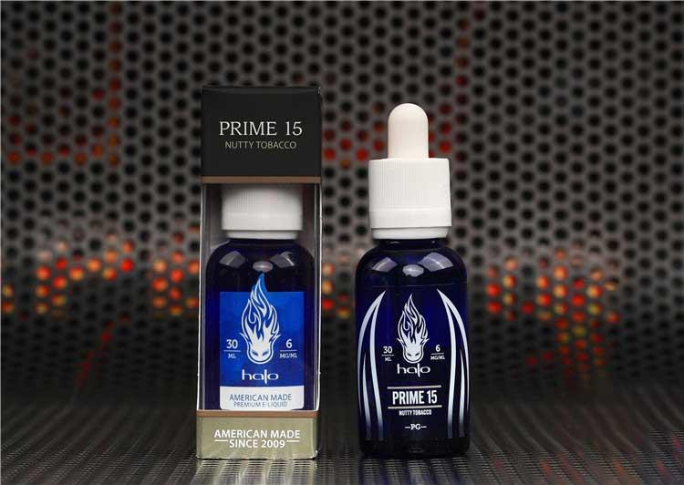正规烟油购买平台HALO尼古丁盐系列烟油评测