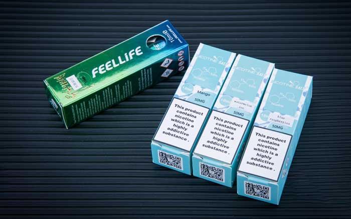 FEELLIFE梵活尼古丁盐烟油评测