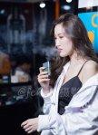 李小璐现身北京电子烟展?